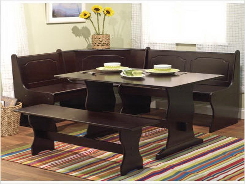 Corner kitchen table Photo - 6