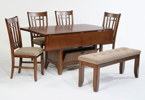 Drop leaf kitchen table Photo - 6