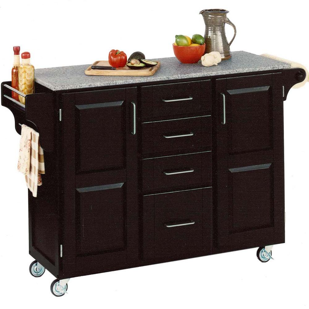 Finding the best kitchen island cart for your house for Kitchen island cart