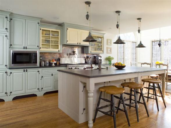 large kitchen island photo 8 kitchen ideas - Large Kitchen Island Ideas