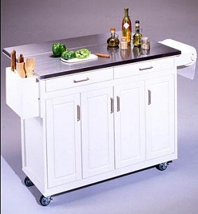 10 Photos To Mobile Kitchen Islands U2013 The Best Kitchen Work Tables For You