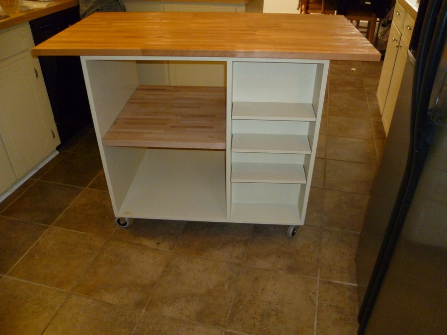 28 kitchen island mobile mobile kitchen island on pinterest kitchen islands kitchen - Mobile kitchen island plans ...