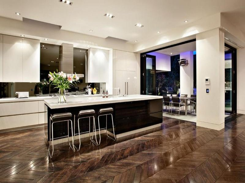 Modern kitchen island Photo - 8