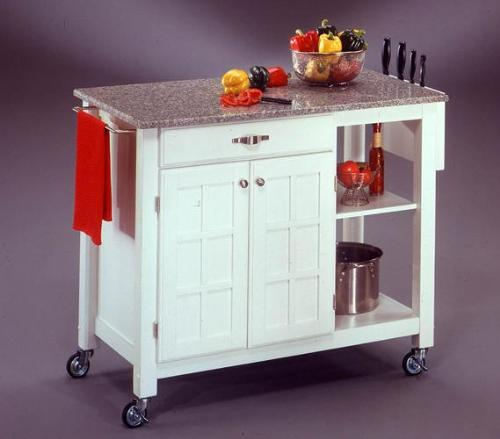 Movable kitchen islands Photo - 1
