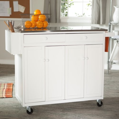 Portable kitchen island Photo - 3