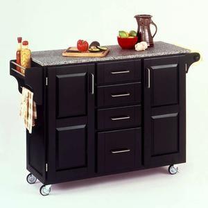 Portable kitchen island Photo - 8