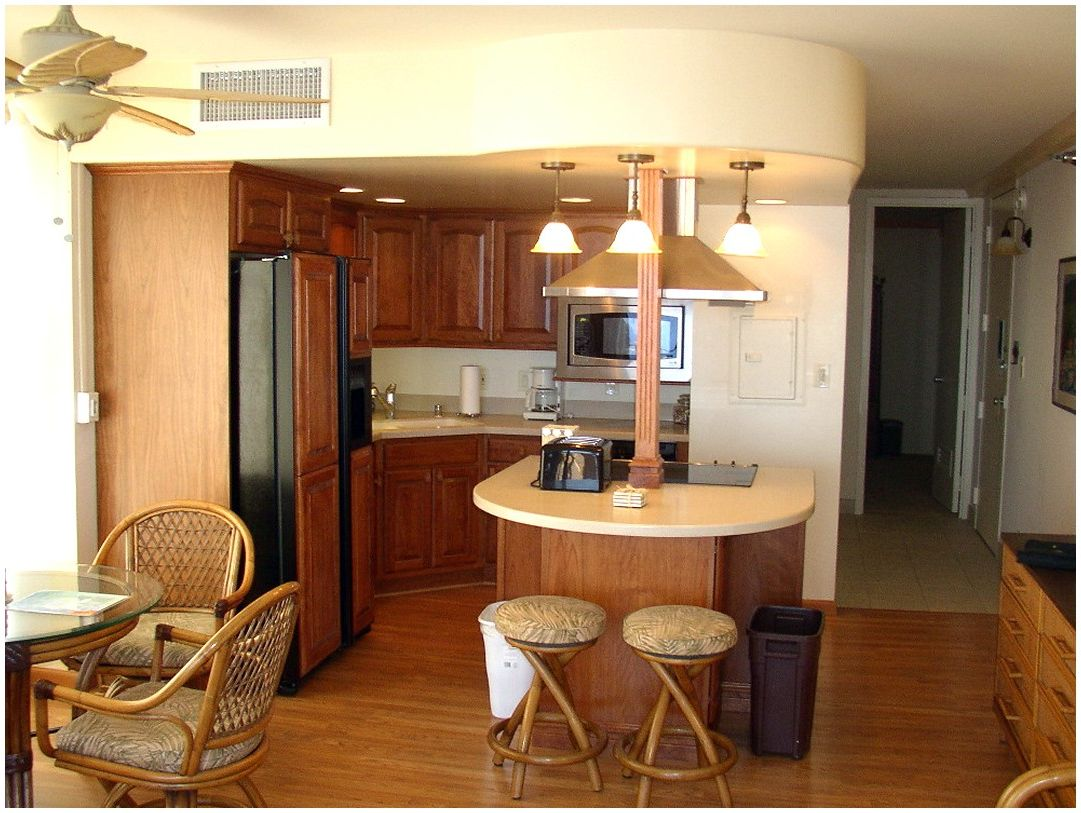 Portable kitchen island with seating kitchen ideas for Kitchen designs for small kitchens