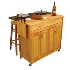 portable kitchen island with seating photo - 9 | kitchen ideas