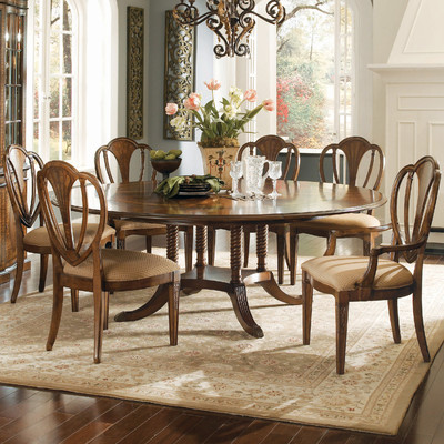 Round kitchen table and chairs Photo - 9