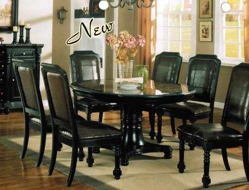Round kitchen table and chairs Photo - 7