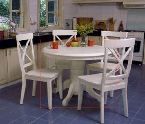 Round kitchen table sets Photo - 5