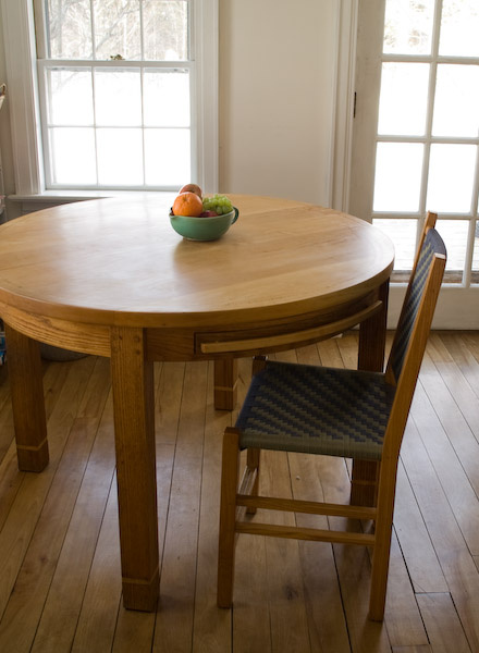 Round kitchen tables Photo - 9