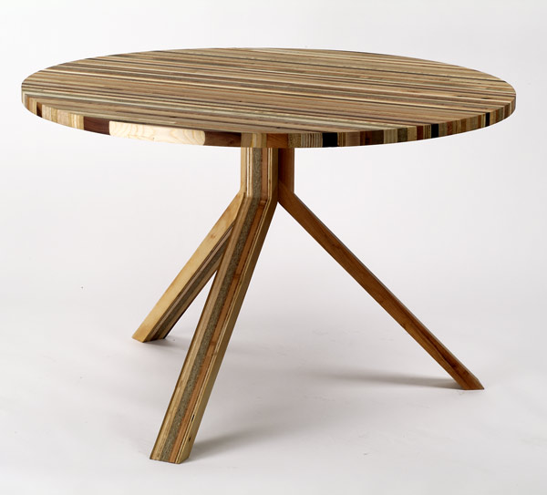 Round kitchen tables Photo - 5