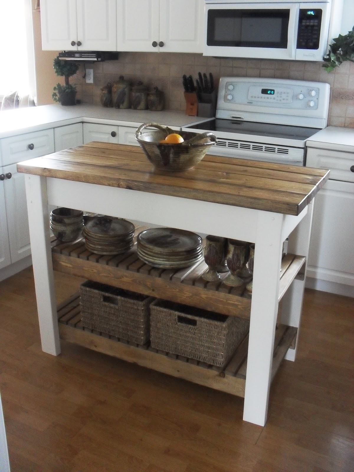 10 Photos To Small Kitchen Island Perfect Way Extend Working Surface