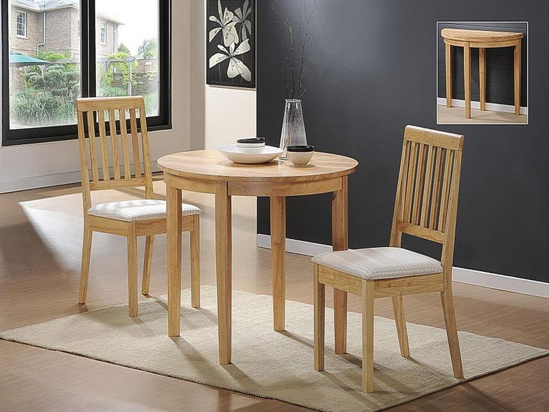 Small kitchen table and chairs photo 3 kitchen ideas for Small kitchen table with 4 chairs