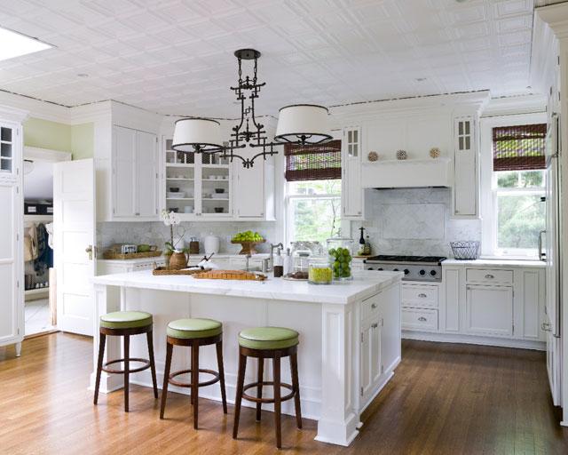 Charming 10 Photos To Benefits Of The White Kitchen Island