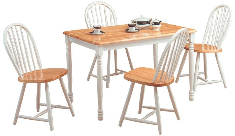 Quality white kitchen table sets kitchen ideas Kitchen table and chairs