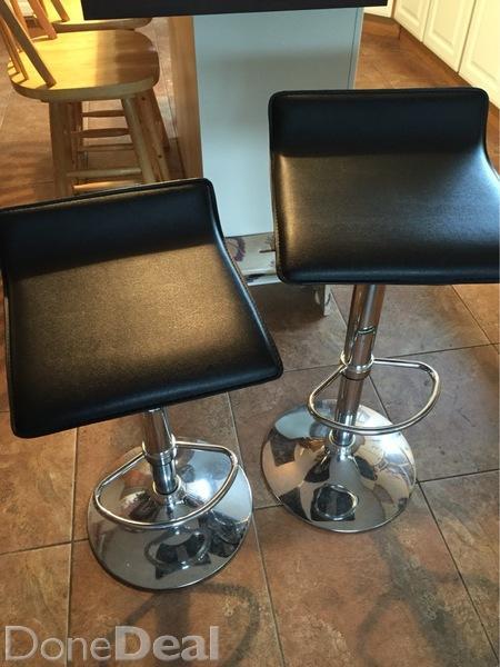 Adjustable kitchen stools Photo - 12