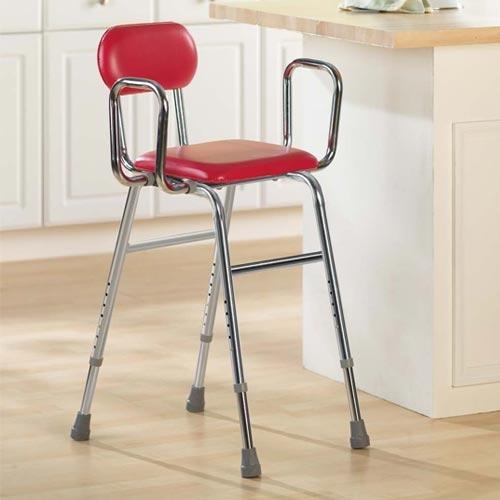 Adjustable kitchen stools Photo - 6
