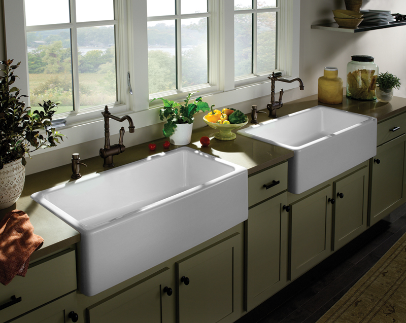 Kitchen Sink Square Undermount Cast Iron Kitchen Sinks Kitchen Sink ...