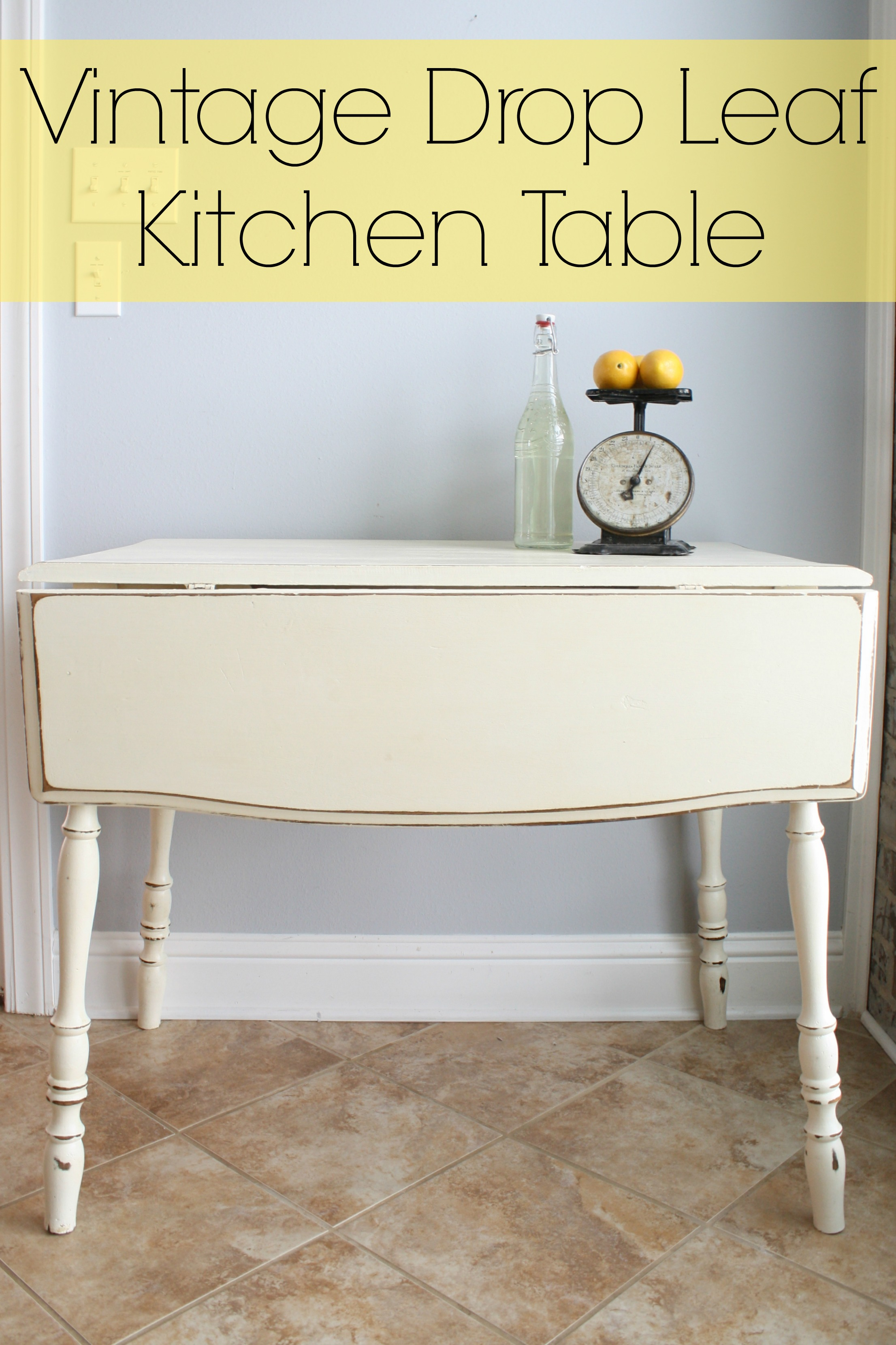 Antique Drop Leaf Kitchen Table Ideas
