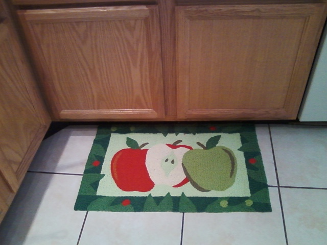 Apple Kitchen Rugs Photo 6 Kitchen Ideas