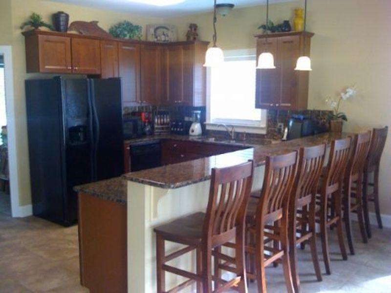 Bar stool kitchen table  Kitchen ideas