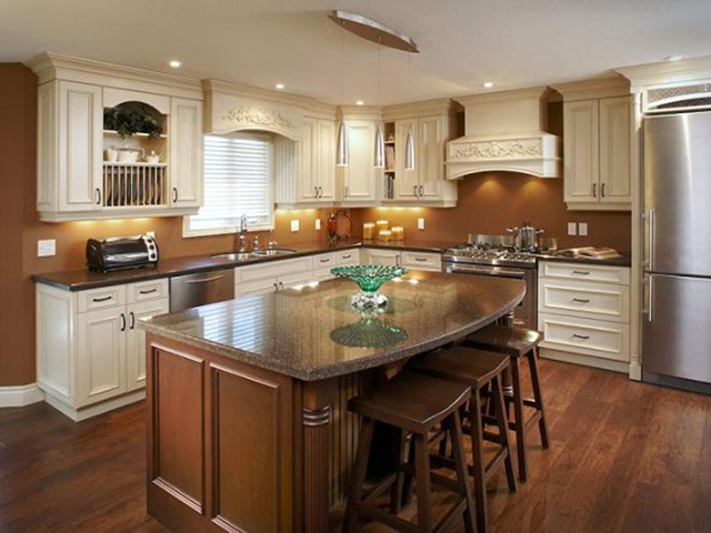 Bar stools for kitchen counter Photo - 7