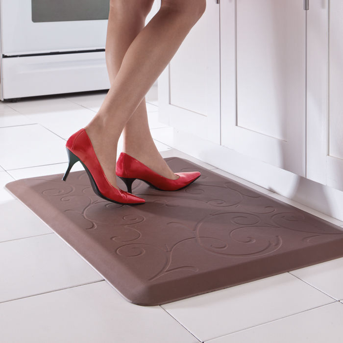 Elegant Best Kitchen Floor Mats Photo 11