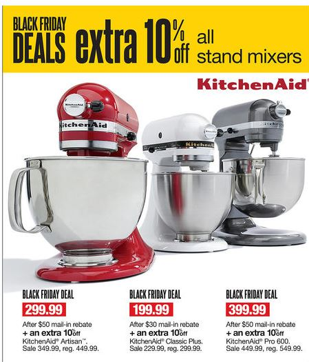 Black friday kitchen aid mixer Photo - 5