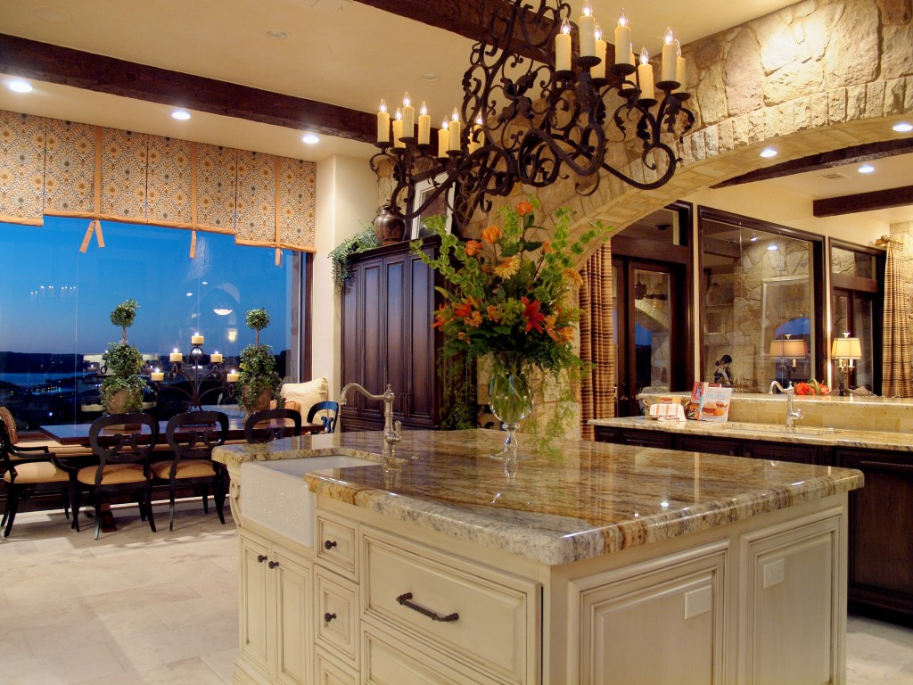 black granite kitchen island kitchen ideas