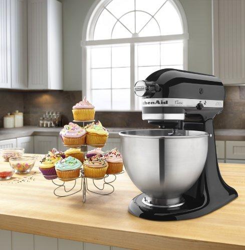 Black kitchen aid mixer Photo - 4
