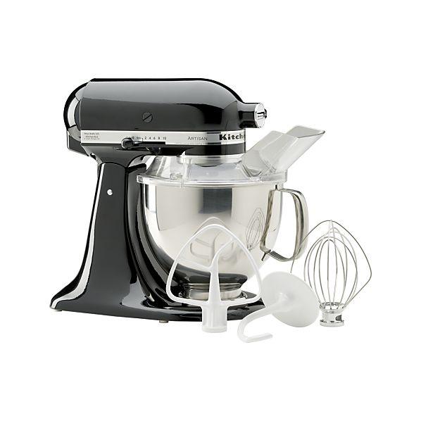 Black kitchen aid mixer Photo - 7