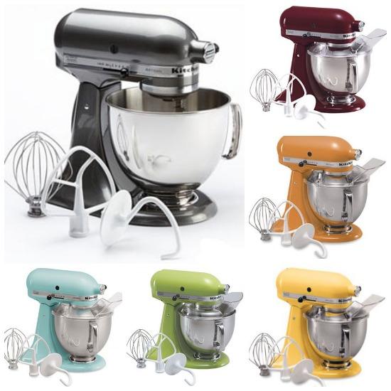 Black kitchen aid mixer Photo - 8