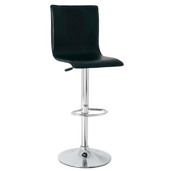 Black kitchen bar stools Photo - 7
