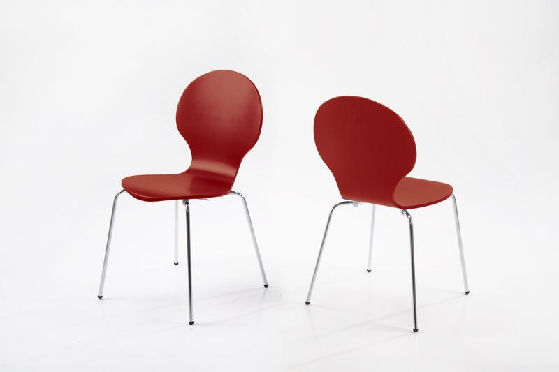 Black kitchen chair cushions Photo - 9