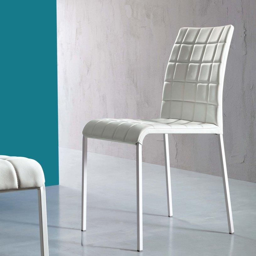 Black kitchen chair cushions Photo - 10