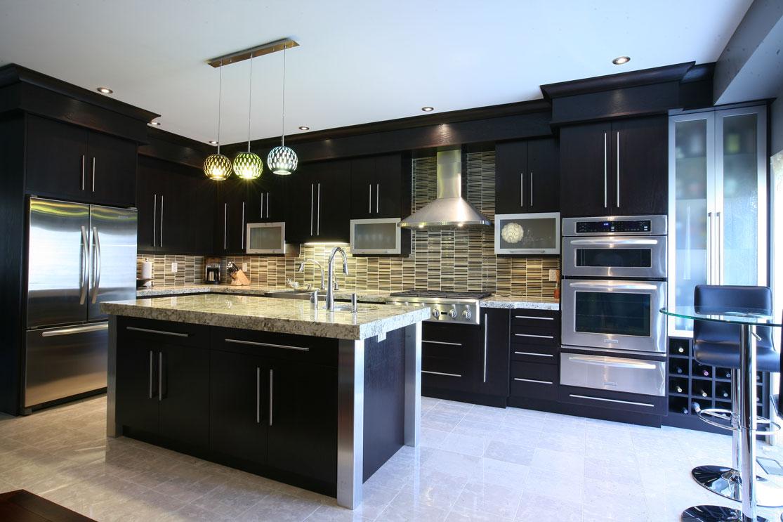 Blue kitchen appliances Photo - 5