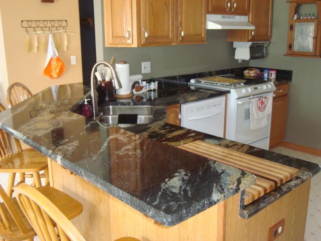 Brown kitchen appliances Photo - 11