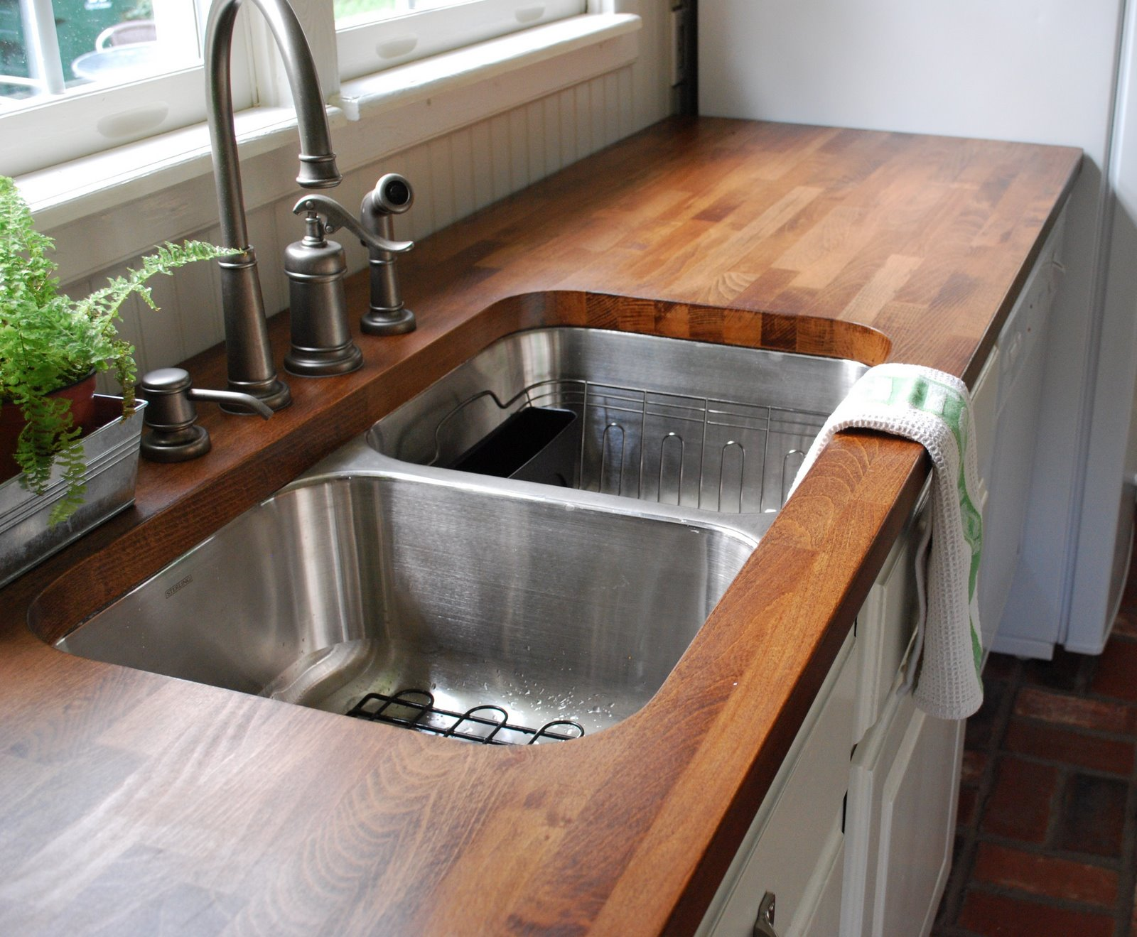 Butcher block kitchen island – Kitchen ideas