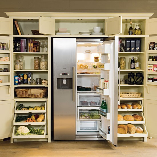 Cabinet for kitchen storage Photo - 1