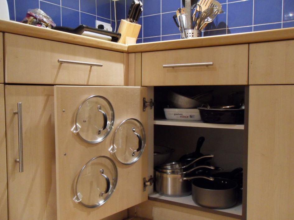 Cabinet organizers for kitchen Photo - 6