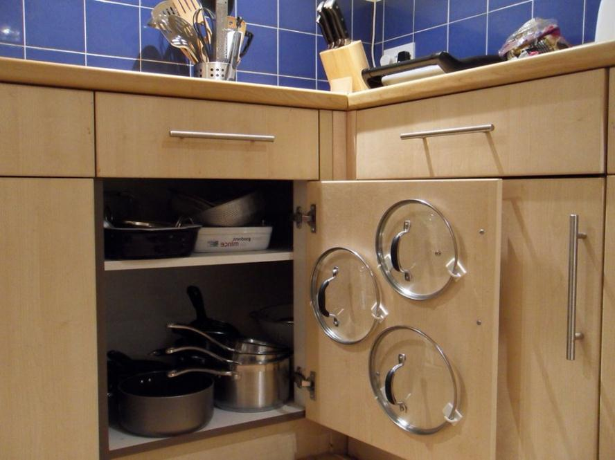 Cabinet organizers for kitchen Photo - 8