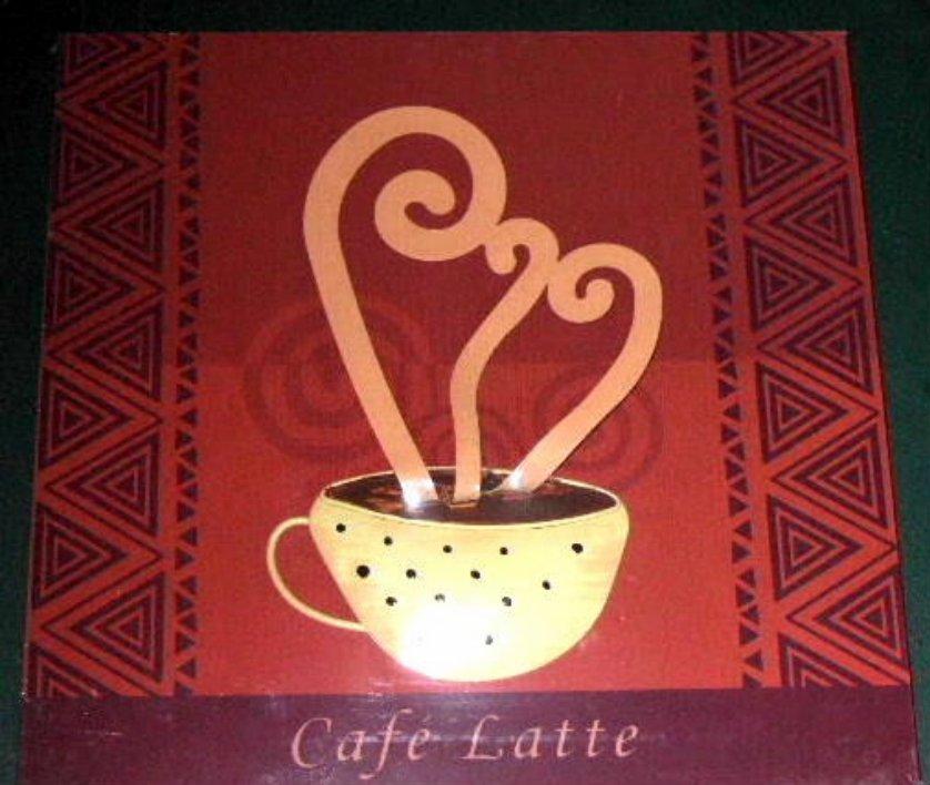 Cafe Latte Kitchen Decor Photo 11