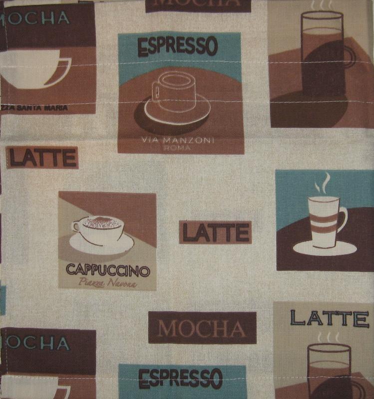 Cafe Latte Kitchen Decor Photo 6