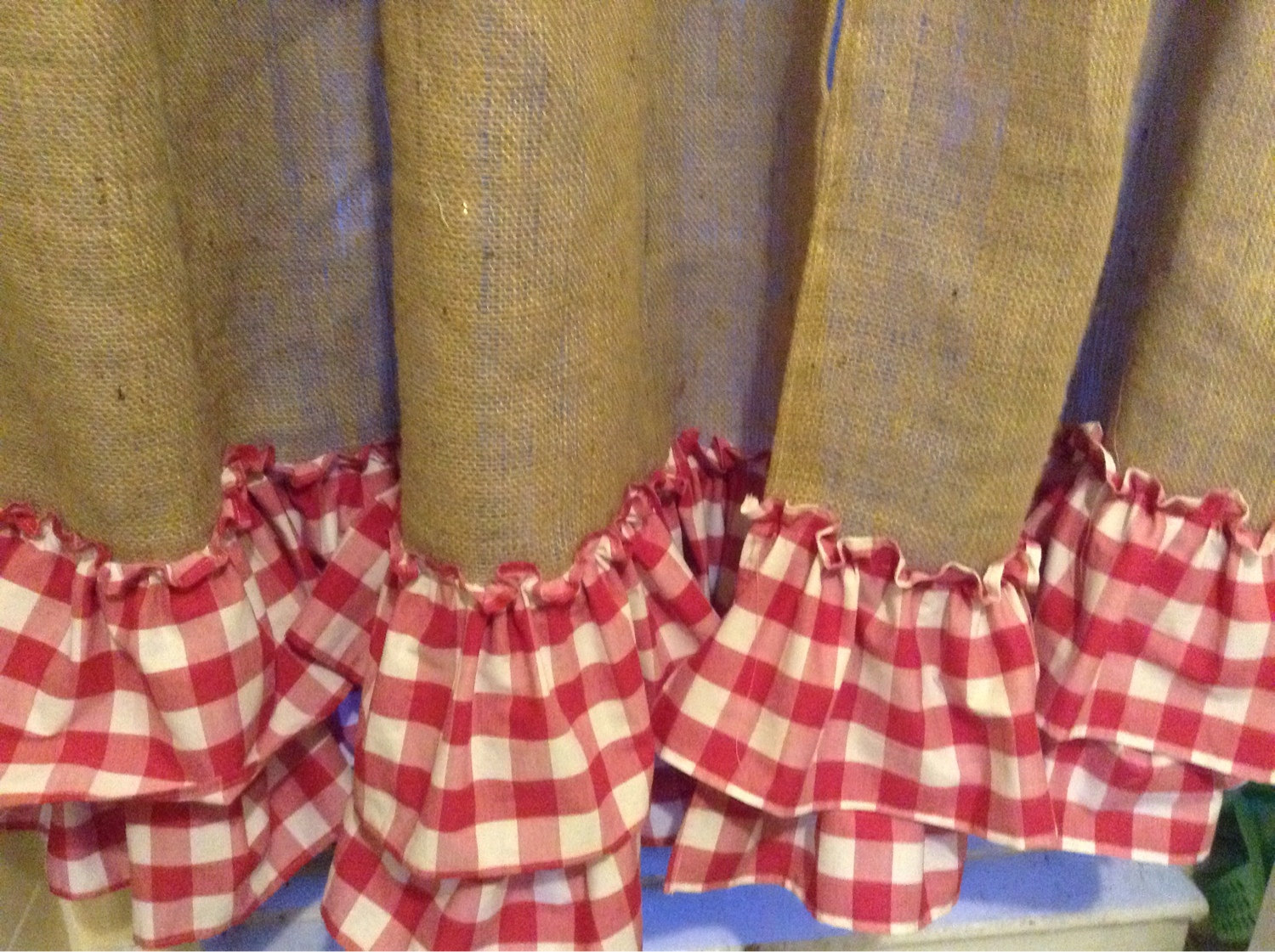 Cafe Style Kitchen Curtains Photo 11