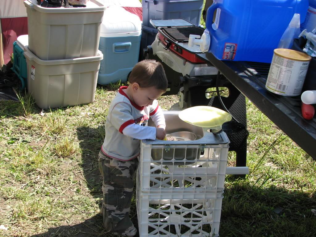 camp kitchen sink | kitchen ideas