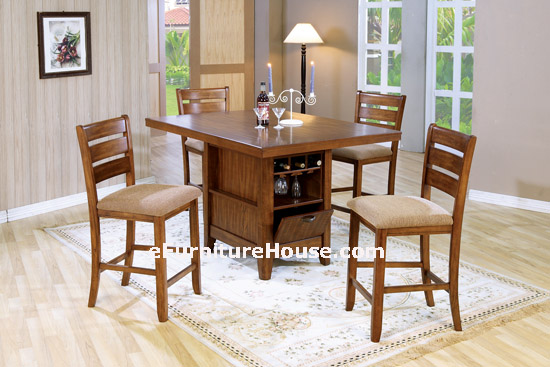 Casual kitchen chairs Photo - 1
