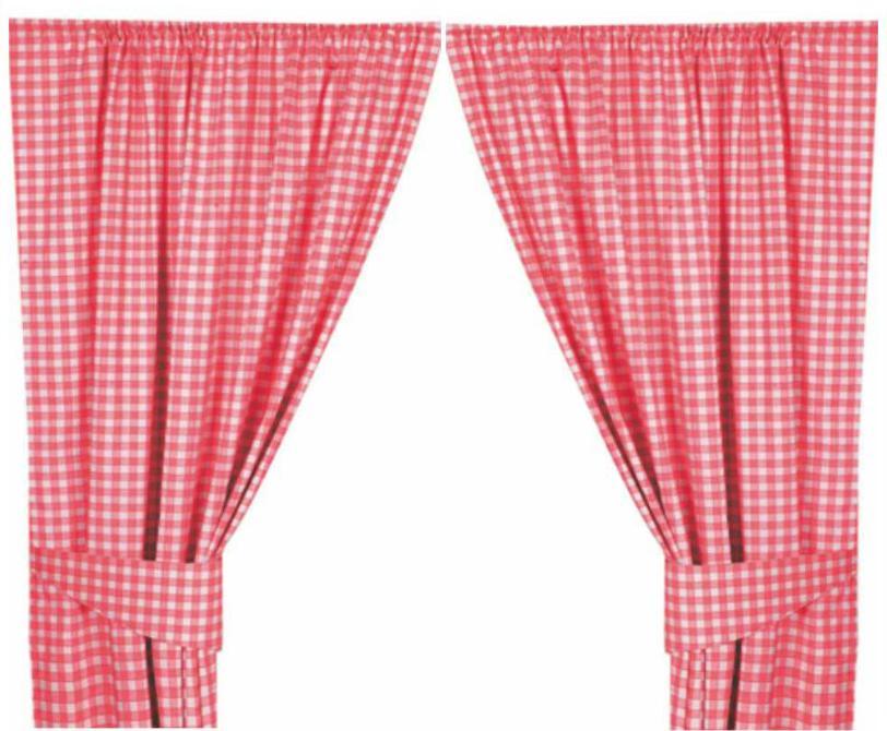 Checkered Kitchen Curtains Kitchen Ideas