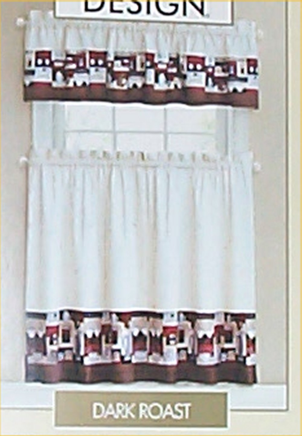 five various ways to do chef curtains for kitchen chef